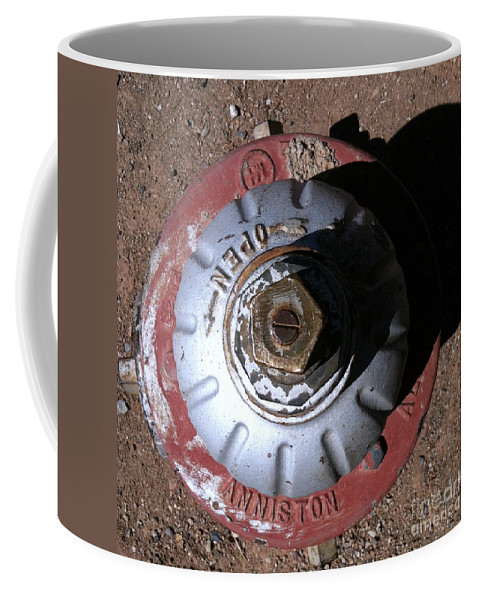 Tombstone Coffee Mug featuring the photograph Streets Of Tombstone 11 by Marlene Burns