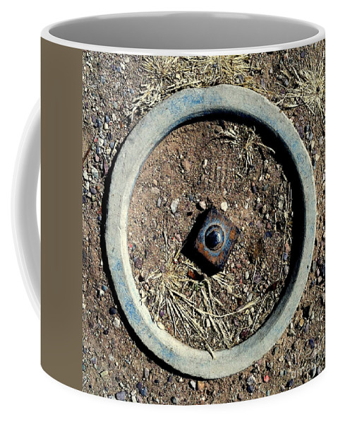 Tombstone Coffee Mug featuring the photograph Streets Of Tombstone 4 by Marlene Burns