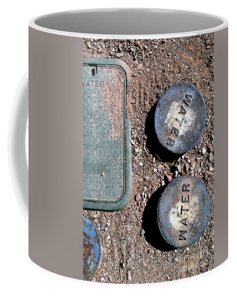 Tombstone Coffee Mug featuring the photograph Streets Of Tombstone 9 by Marlene Burns