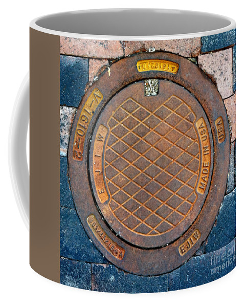 University Of Arizona Coffee Mug featuring the photograph Streets Of Tucson 0 by Marlene Burns