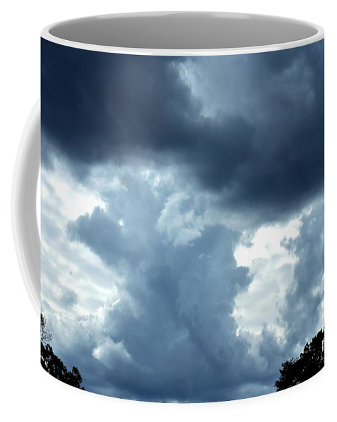 Summer Coffee Mug featuring the photograph Summer Storm by Maria Urso