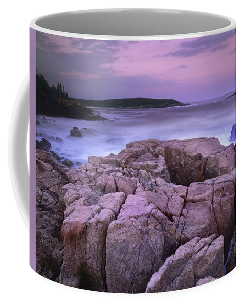00177076 Coffee Mug featuring the photograph Sunset Of The Atlantic Ocean by Tim Fitzharris