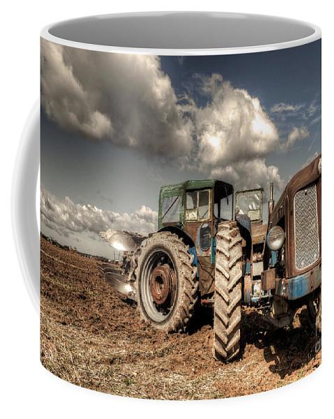 Super Coffee Mug featuring the photograph Super Doe by Rob Hawkins