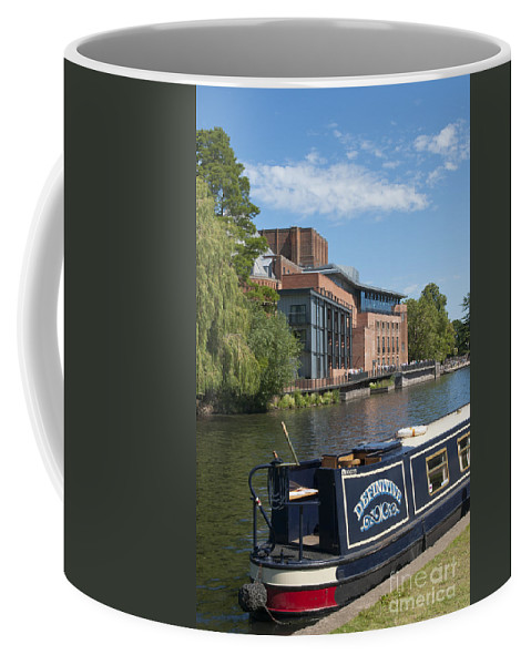 2011 Coffee Mug featuring the photograph Swan Theatre by Andrew Michael