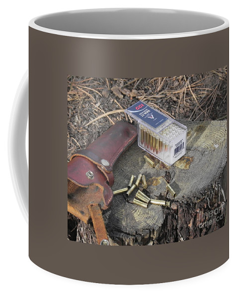 Photography Coffee Mug featuring the photograph Take A Shot by Chrisann Ellis