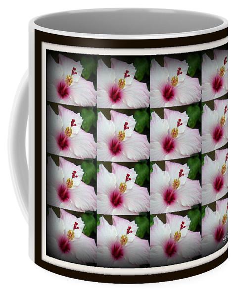 Tessellation Coffee Mug featuring the photograph Tessellation by Priscilla Richardson