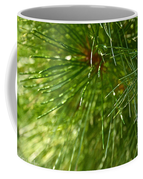 Outdoors Coffee Mug featuring the photograph That Golden Moment by Susan Herber