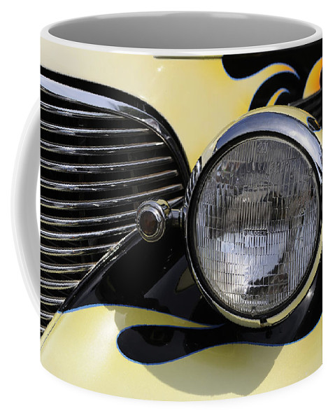 Car Coffee Mug featuring the photograph The Big Bad Wolf by Luke Moore