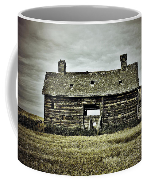 Photographer Coffee Mug featuring the photograph The Burns by The Artist Project