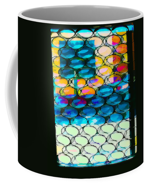 Door Coffee Mug featuring the photograph The Door At Galisteo by Terry Fiala