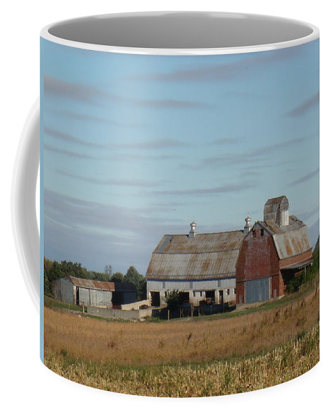 Farm Coffee Mug featuring the photograph The Farm II by Bonfire Photography