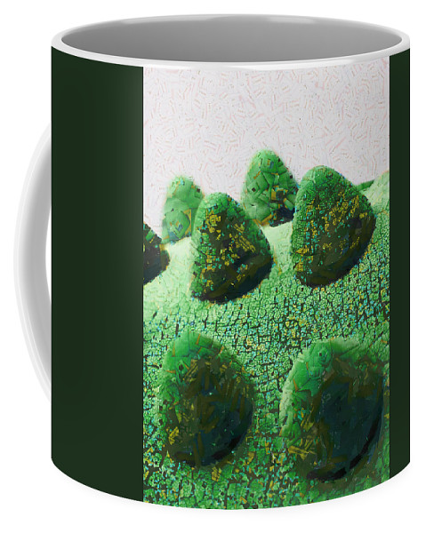 Tit Coffee Mug featuring the photograph The Land Of Milk And Money by Steve Taylor