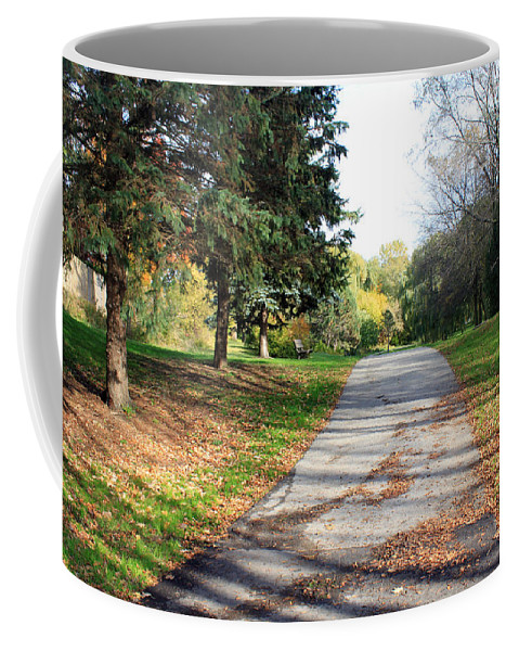 Toronto Coffee Mug featuring the photograph The Leftover by Munir Alawi