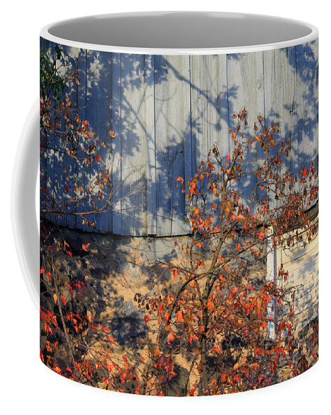 Toronto Coffee Mug featuring the photograph The Old Time by Munir Alawi