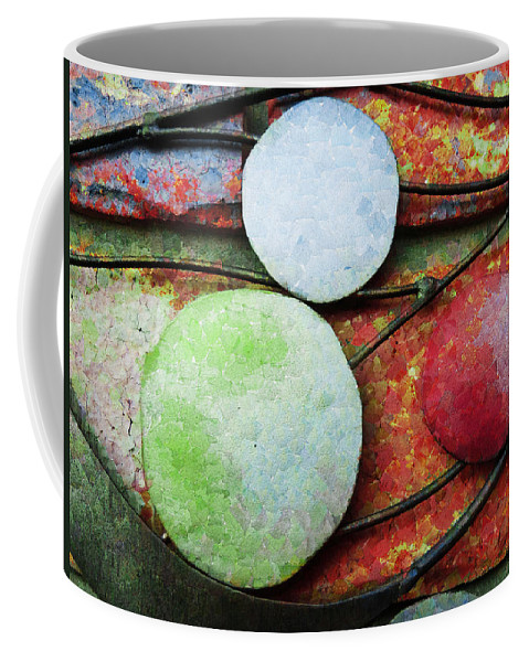 Planet Coffee Mug featuring the photograph The Planets by Steve Taylor