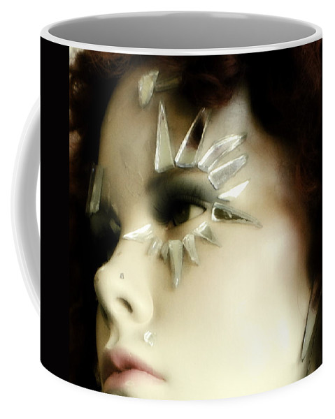 Woman Coffee Mug featuring the photograph The State Of Things by Marysue Ryan
