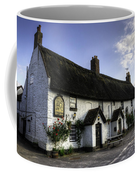 Weld Coffee Mug featuring the photograph The Weld Arms by Rob Hawkins