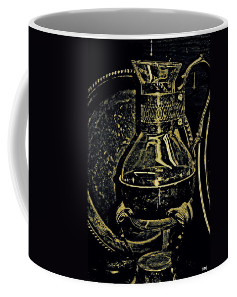 Still Life Coffee Mug featuring the photograph Thinking Of Rembrant by Diane montana Jansson