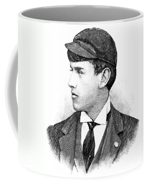 19th Century Coffee Mug featuring the photograph Thomas E. Burke by Granger