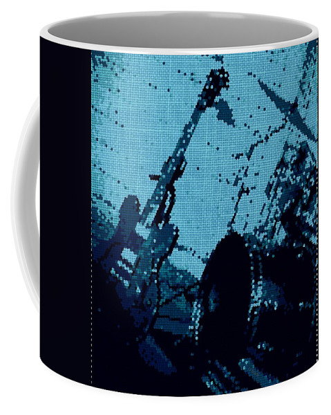 Musical Coffee Mug featuring the photograph Time Out by Chris Berry