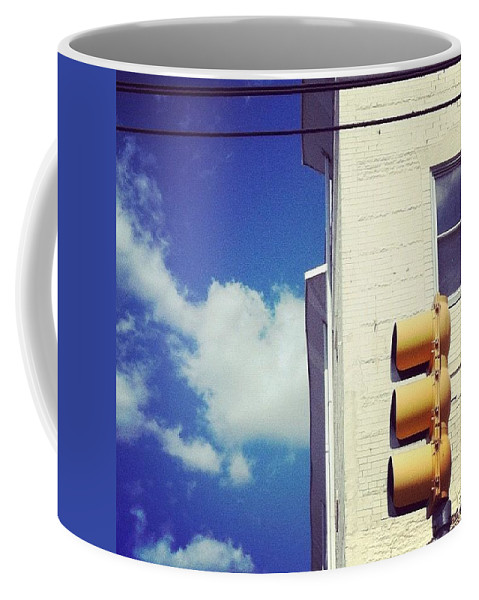 Today Coffee Mug featuring the photograph Today Is Bright by Katie Cupcakes