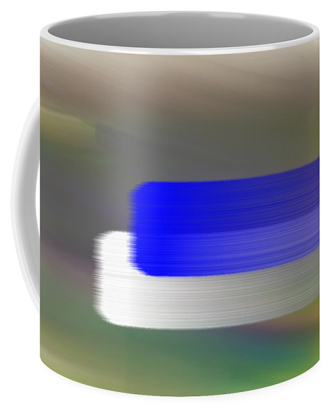 Togetherness Coffee Mug featuring the painting Togetherness by George Pedro