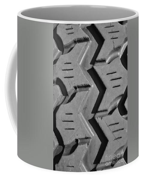 Jeep Coffee Mug featuring the photograph Tread Blox 2 by Luke Moore