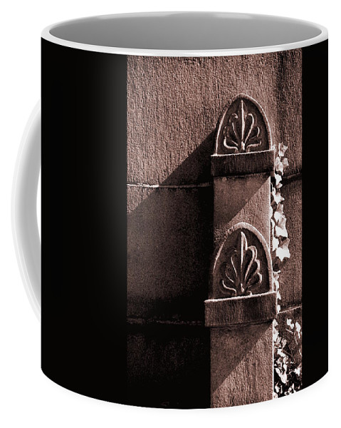 Tomb Coffee Mug featuring the photograph Untitled by Floyd Menezes
