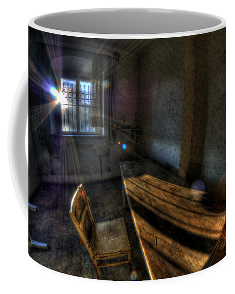 Abandon Coffee Mug featuring the photograph Urbex Morning Wake Up by Nathan Wright