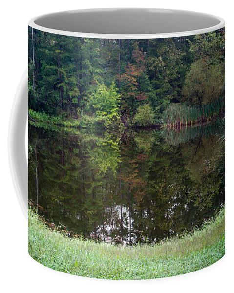 Pond Coffee Mug featuring the photograph Walden Pond 1 by Douglas Barnett