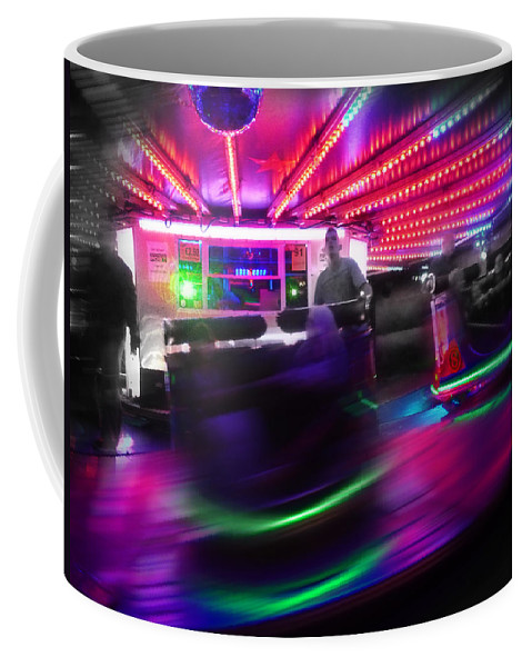 Waltzer Coffee Mug featuring the photograph Waltzing by Charles Stuart