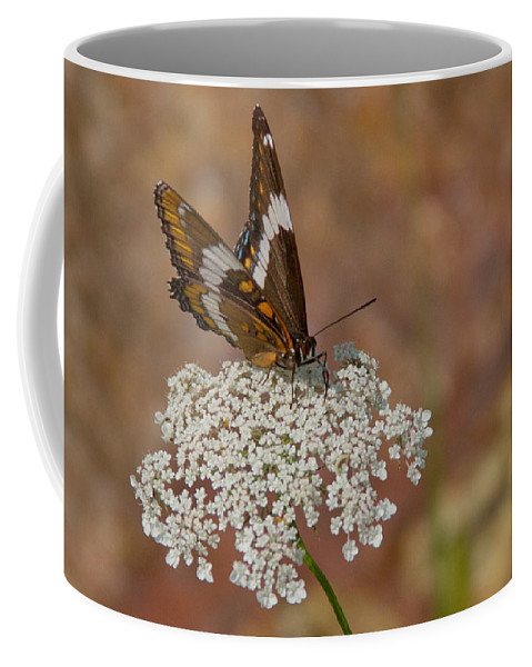 Nature Coffee Mug featuring the photograph Warm Summer Day by Frank Pietlock