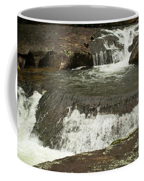 Waterfall Coffee Mug featuring the photograph Waterfall 200 by Douglas Barnett