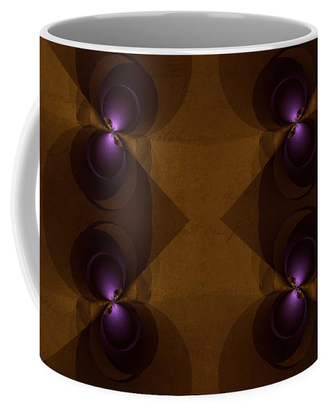 Fractal Coffee Mug featuring the photograph We See Eye-to-eye by Mother Nature
