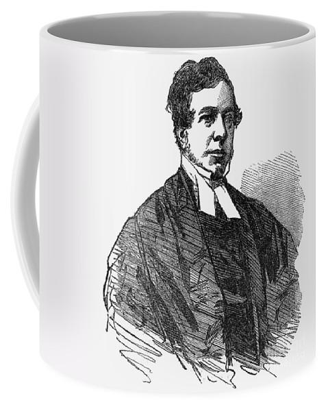 1854 Coffee Mug featuring the photograph William Webb Ellis by Granger