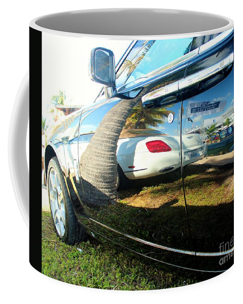 Ferrari Coffee Mug featuring the photograph Within You by Rene Triay Photography
