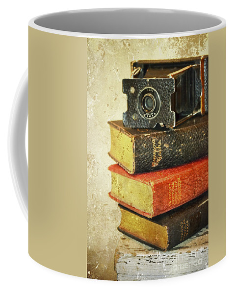 Vintage Coffee Mug featuring the photograph Works Of Art by Traci Cottingham