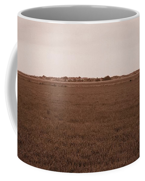 Lehtokukka Coffee Mug featuring the photograph Dunes Of Danmark 3 by Jouko Lehto