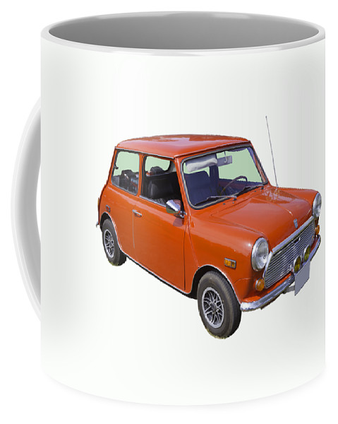 Red Mini Cooper Coffee Mug for Sale by Keith Webber Jr