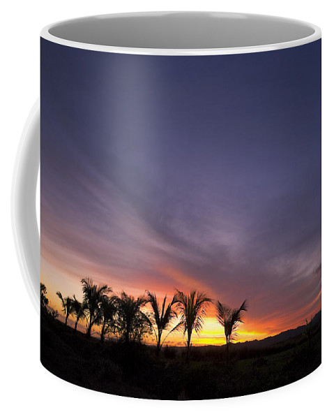 Romantic Coffee Mug featuring the photograph ... W Palmach by Pierre Logwin