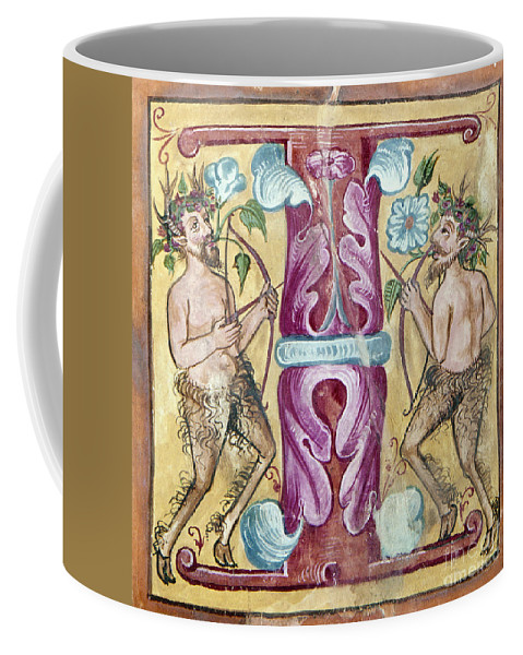 18th Century Coffee Mug featuring the painting Illumination, 18th Century by Granger