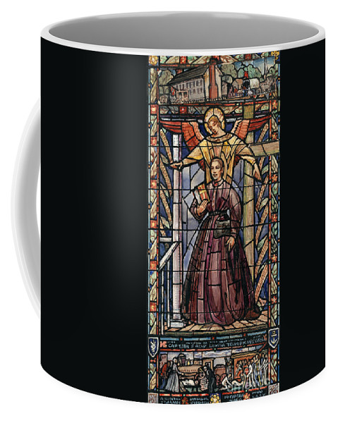 19th Century Coffee Mug featuring the painting Sally Tompkins (1833-1916) by Granger