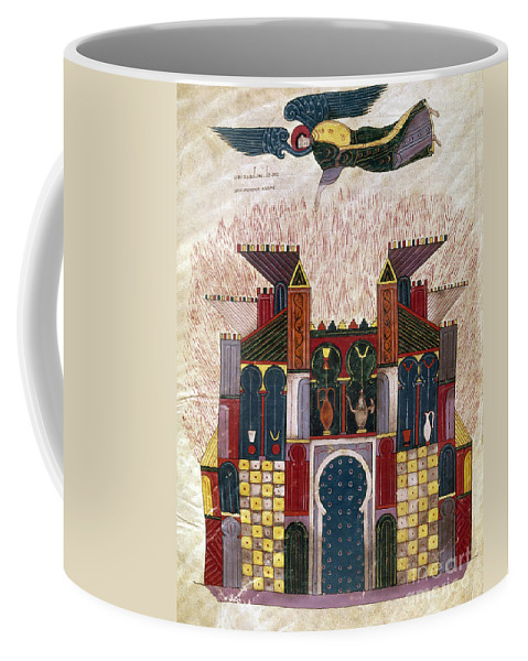 1047 Coffee Mug featuring the painting Facundus Beatus, 1047 by Granger