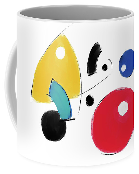 Painting Coffee Mug featuring the painting 040310bb by Toshio Sugawara