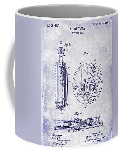 1913 pocket watch patent blueprint coffee mug for sale by jon neidert front right view malvernweather Gallery