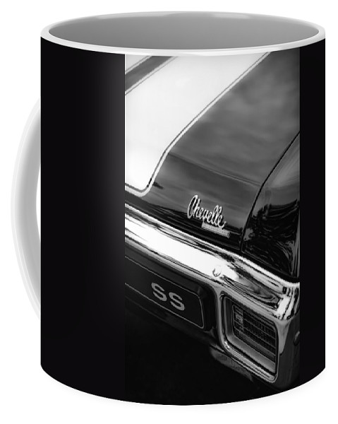 1970 Coffee Mug featuring the photograph 1970 Chevrolet Chevelle Ss 396 by Gordon Dean II