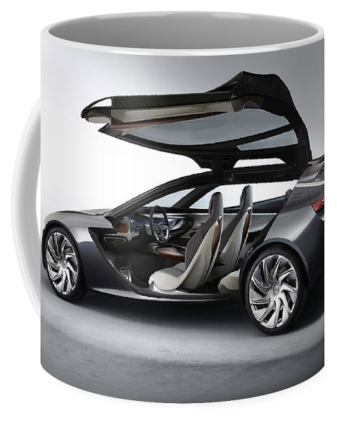 2013 Opel Monza Concept Coffee Mug For Sale By Alice Kent
