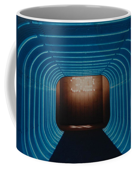 Pop Art Coffee Mug featuring the photograph 32 Time Warp by Rob Hans