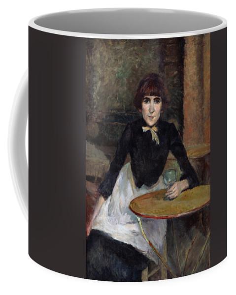 Artist Coffee Mug featuring the painting A La Bastille by Henri de Toulouse-Lautrec