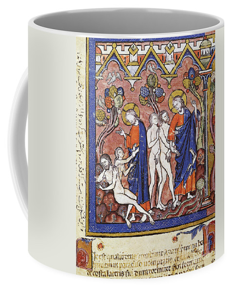1250 Coffee Mug featuring the photograph Adam And Eve by Granger